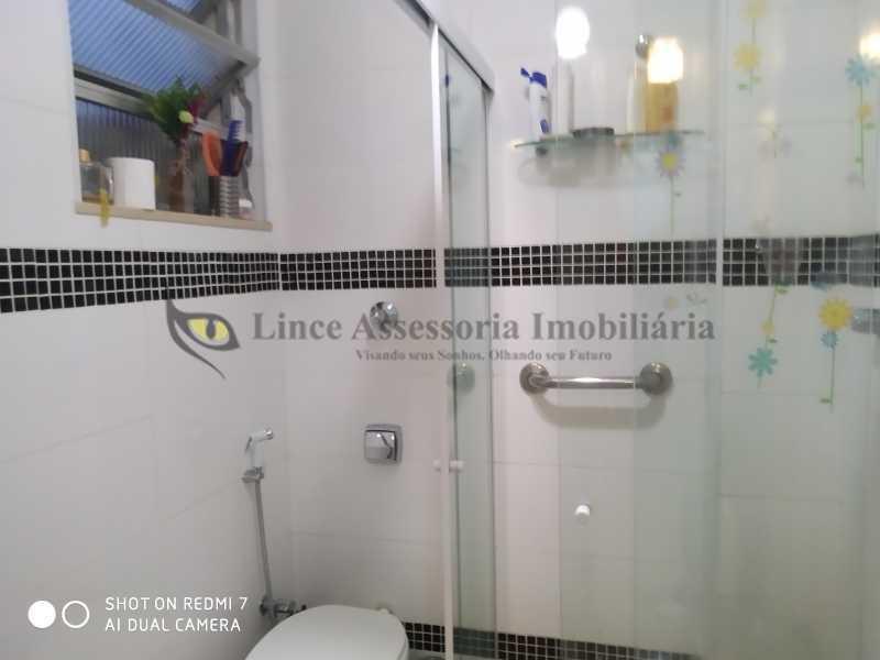 Banheiro Social - Apartamento 2 quartos à venda Rio Comprido, Norte,Rio de Janeiro - R$ 270.000 - TAAP22471 - 20
