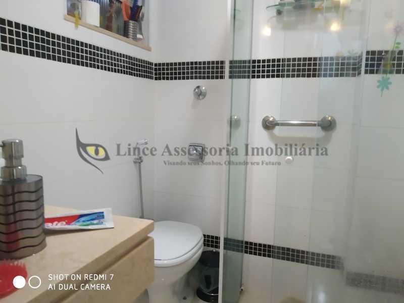 Banheiro Social - Apartamento 2 quartos à venda Rio Comprido, Norte,Rio de Janeiro - R$ 270.000 - TAAP22471 - 21