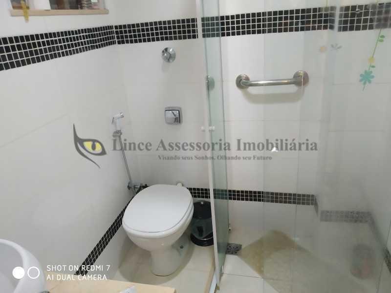 Banheiro Social - Apartamento 2 quartos à venda Rio Comprido, Norte,Rio de Janeiro - R$ 270.000 - TAAP22471 - 22