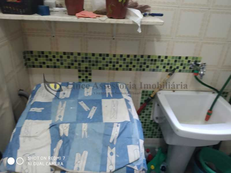Área de Serviço - Apartamento 2 quartos à venda Rio Comprido, Norte,Rio de Janeiro - R$ 270.000 - TAAP22471 - 27