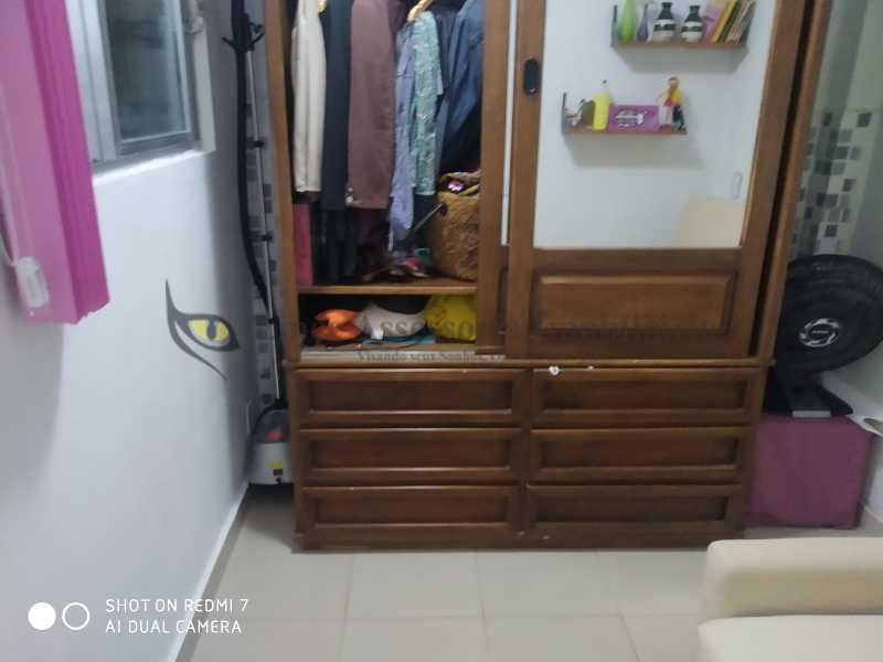 Quarto - Apartamento 2 quartos à venda Rio Comprido, Norte,Rio de Janeiro - R$ 270.000 - TAAP22471 - 17
