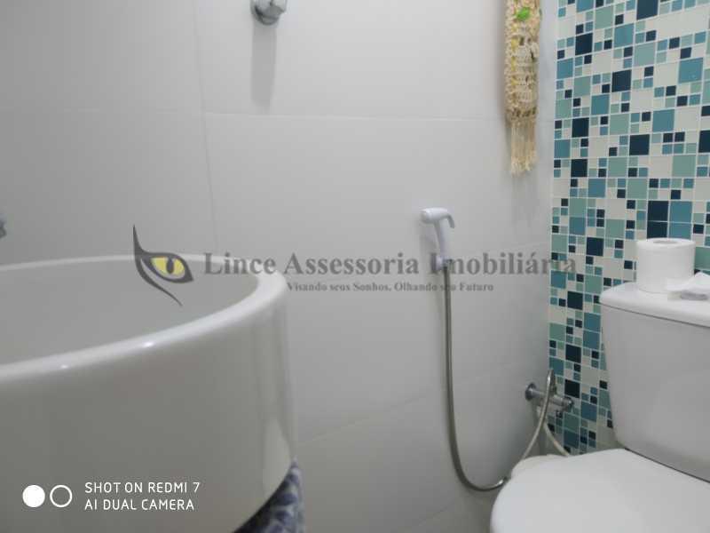Banheiro Serviço - Apartamento 2 quartos à venda Rio Comprido, Norte,Rio de Janeiro - R$ 270.000 - TAAP22471 - 24