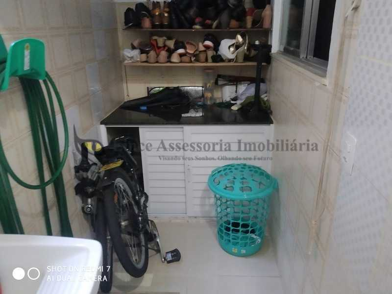 Lavanderia - Apartamento 2 quartos à venda Rio Comprido, Norte,Rio de Janeiro - R$ 270.000 - TAAP22471 - 29
