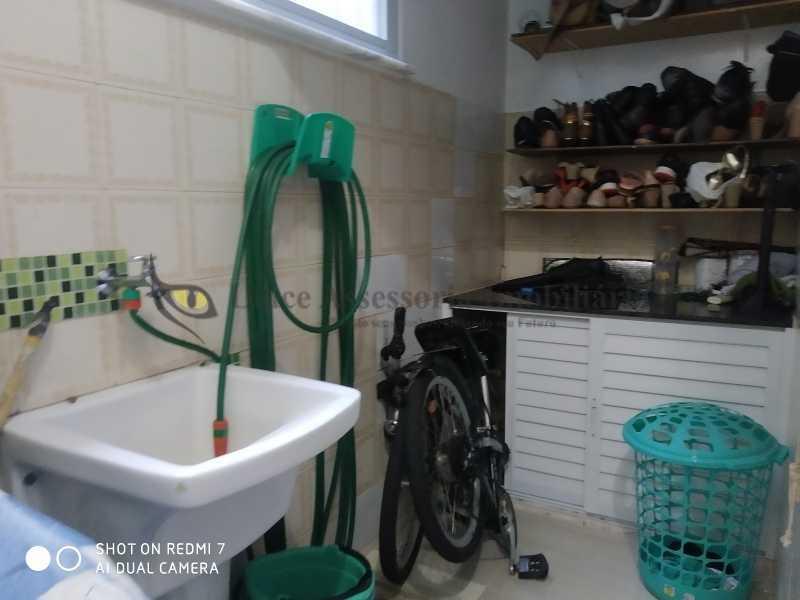Lavanderia - Apartamento 2 quartos à venda Rio Comprido, Norte,Rio de Janeiro - R$ 270.000 - TAAP22471 - 30