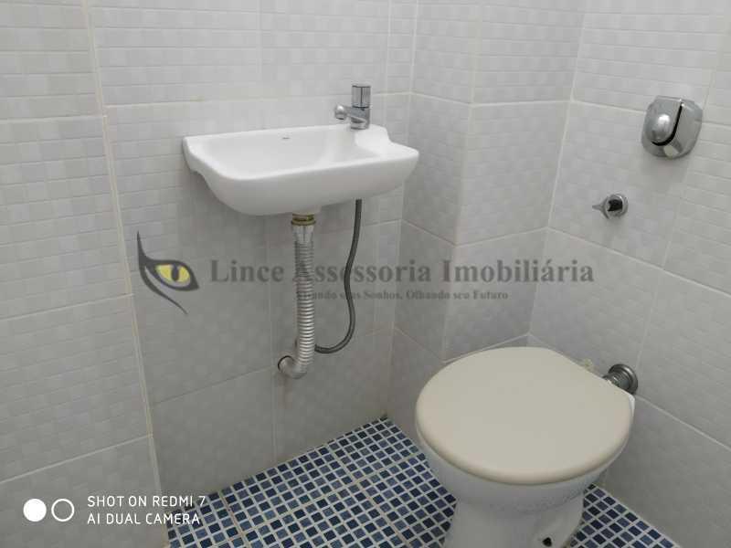 Banheiro Empregada - Apartamento 2 quartos à venda Maracanã, Norte,Rio de Janeiro - R$ 435.000 - TAAP22472 - 26