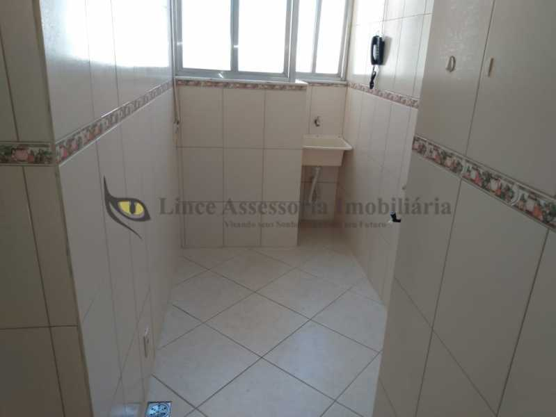 Área - Apartamento 2 quartos à venda Maracanã, Norte,Rio de Janeiro - R$ 435.000 - TAAP22472 - 24