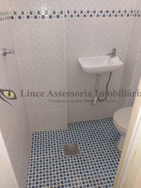 Banheiro Empregada - Apartamento 2 quartos à venda Maracanã, Norte,Rio de Janeiro - R$ 435.000 - TAAP22472 - 28