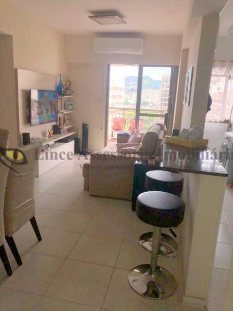 03 SALA 1.1. - Apartamento 2 quartos à venda São Cristóvão, Norte,Rio de Janeiro - R$ 540.000 - TAAP22474 - 4