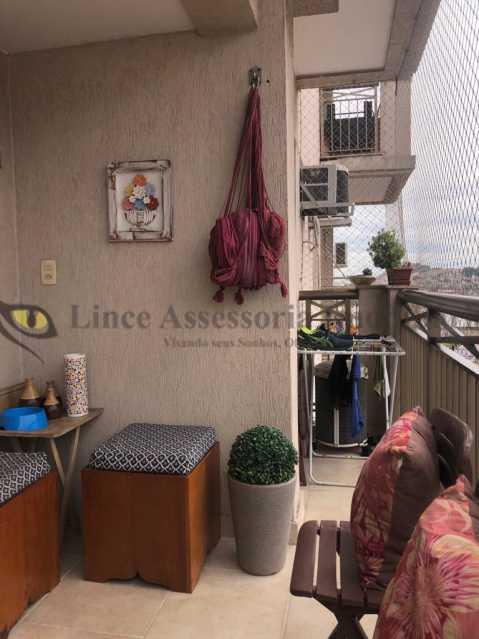 05 VARANDA 1.1 - Apartamento 2 quartos à venda São Cristóvão, Norte,Rio de Janeiro - R$ 540.000 - TAAP22474 - 6