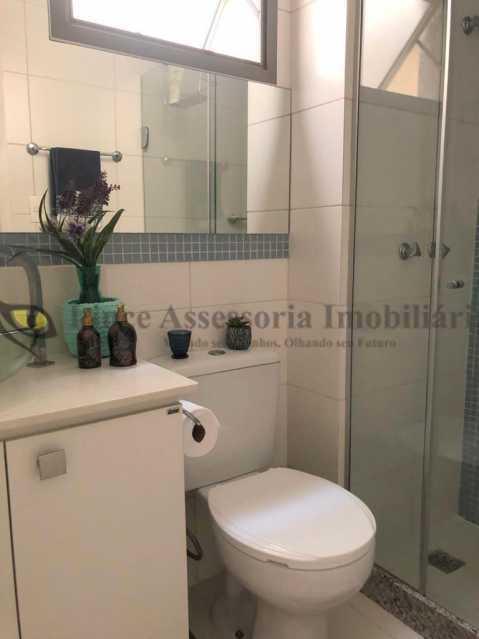 09 BANHEIRO SOCIAL 1.1 - Apartamento 2 quartos à venda São Cristóvão, Norte,Rio de Janeiro - R$ 540.000 - TAAP22474 - 10