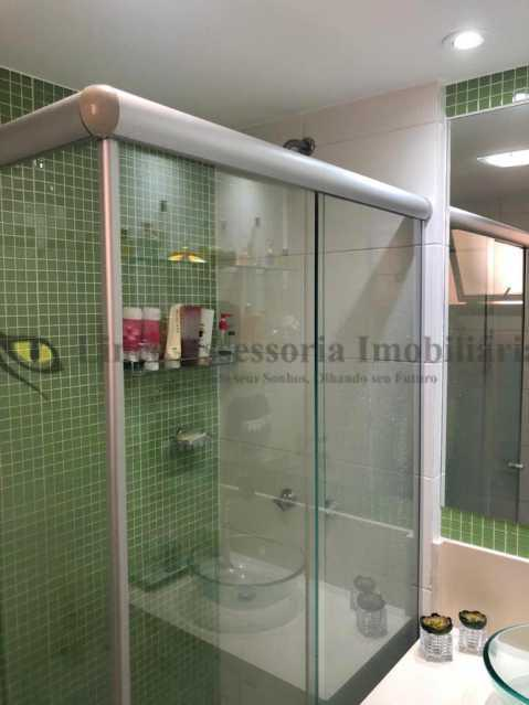 14 BANHEIRO SUÍTE 1.1 - Apartamento 2 quartos à venda São Cristóvão, Norte,Rio de Janeiro - R$ 540.000 - TAAP22474 - 15