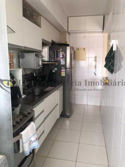 15 COZINHA 1 - Apartamento 2 quartos à venda São Cristóvão, Norte,Rio de Janeiro - R$ 540.000 - TAAP22474 - 16