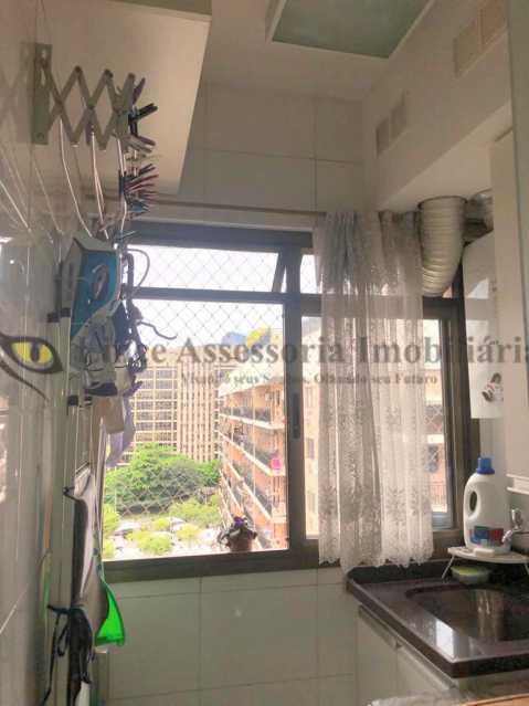 16 ÁREA DE SERVIÇO 1 - Apartamento 2 quartos à venda São Cristóvão, Norte,Rio de Janeiro - R$ 540.000 - TAAP22474 - 17
