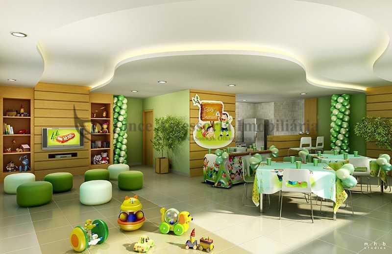 19 SALÃO DE FESTAS INFANTIL - Apartamento 2 quartos à venda São Cristóvão, Norte,Rio de Janeiro - R$ 540.000 - TAAP22474 - 20