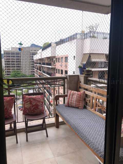 23 VARANDA 1.2 - Apartamento 2 quartos à venda São Cristóvão, Norte,Rio de Janeiro - R$ 540.000 - TAAP22474 - 24