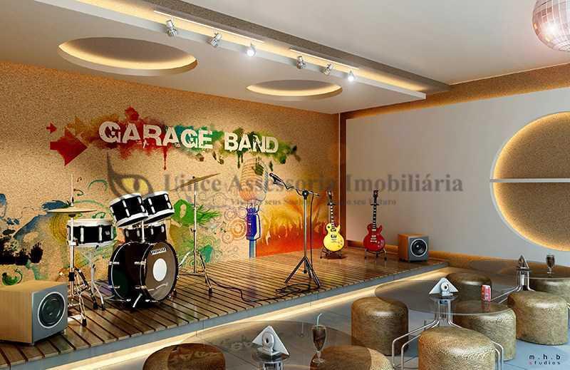 28 BAND GARAGE - Apartamento 2 quartos à venda São Cristóvão, Norte,Rio de Janeiro - R$ 540.000 - TAAP22474 - 29