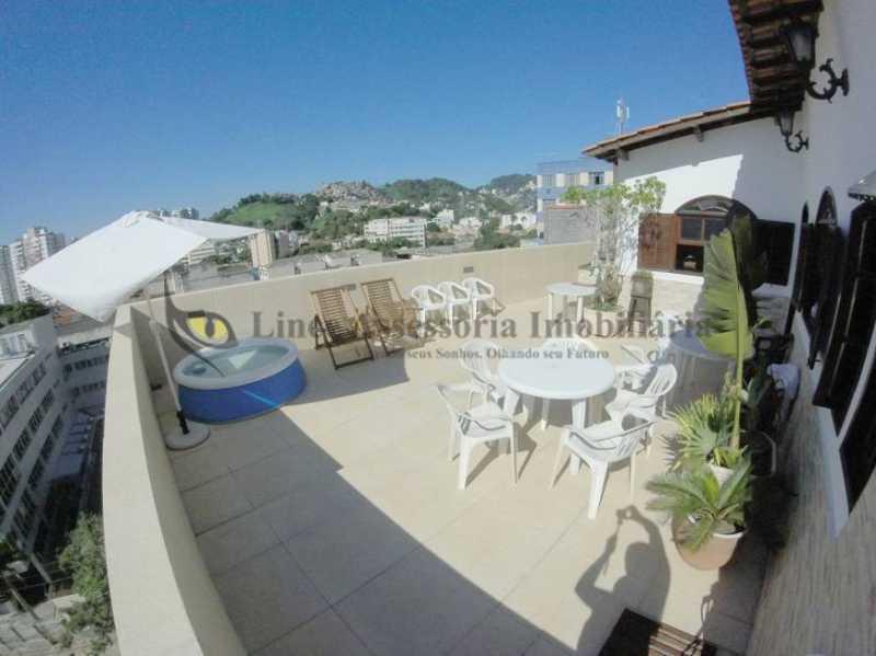 Terraço - Cobertura 4 quartos à venda Rio Comprido, Norte,Rio de Janeiro - R$ 699.000 - TACO40058 - 25