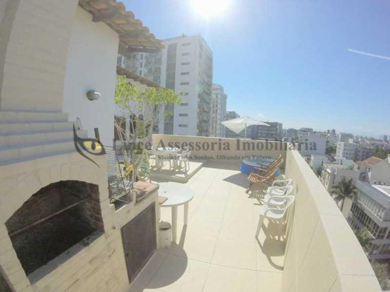 Terraço - Cobertura 4 quartos à venda Rio Comprido, Norte,Rio de Janeiro - R$ 699.000 - TACO40058 - 26