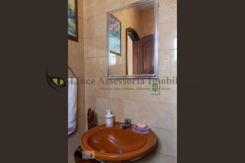 Banheiro Social - Cobertura 4 quartos à venda Rio Comprido, Norte,Rio de Janeiro - R$ 699.000 - TACO40058 - 14