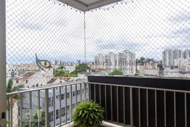 Varanda - Cobertura 4 quartos à venda Rio Comprido, Norte,Rio de Janeiro - R$ 699.000 - TACO40058 - 12