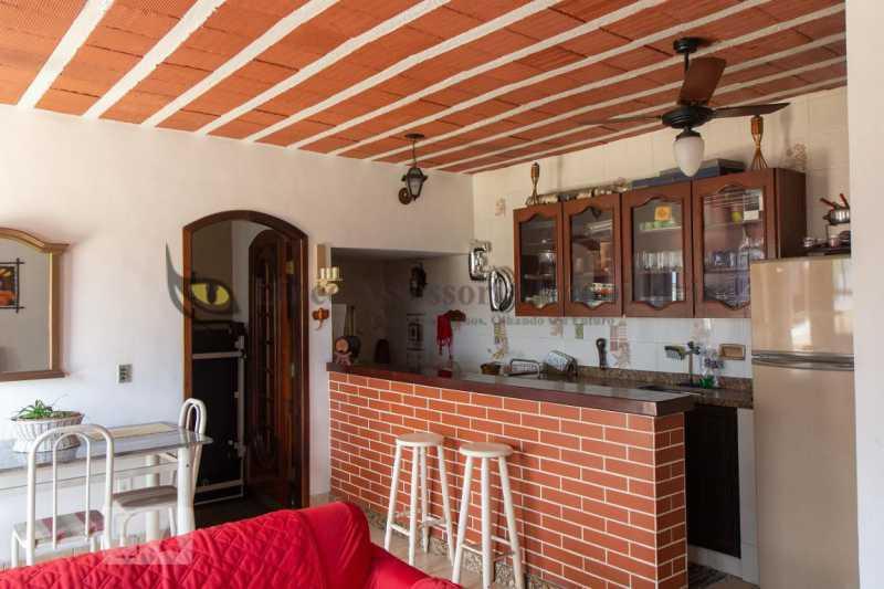 Terraço - Cobertura 4 quartos à venda Rio Comprido, Norte,Rio de Janeiro - R$ 699.000 - TACO40058 - 28
