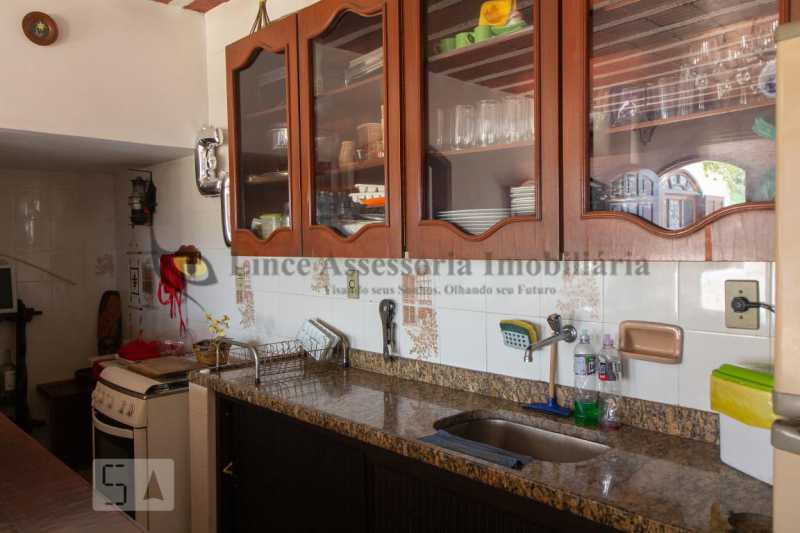 Cozinha Terraço - Cobertura 4 quartos à venda Rio Comprido, Norte,Rio de Janeiro - R$ 699.000 - TACO40058 - 29