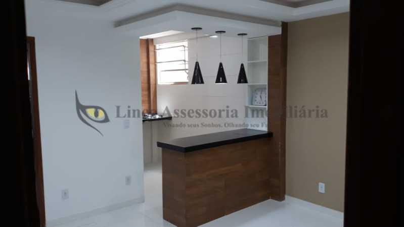 Sala e Cozinha1.1 - Apartamento 1 quarto à venda São Francisco Xavier, Norte,Rio de Janeiro - R$ 150.000 - TAAP10489 - 4