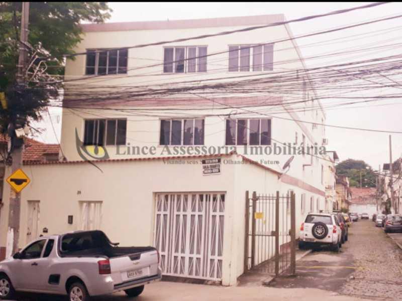 Fachada do Prédio - Apartamento 1 quarto à venda São Francisco Xavier, Norte,Rio de Janeiro - R$ 150.000 - TAAP10489 - 19