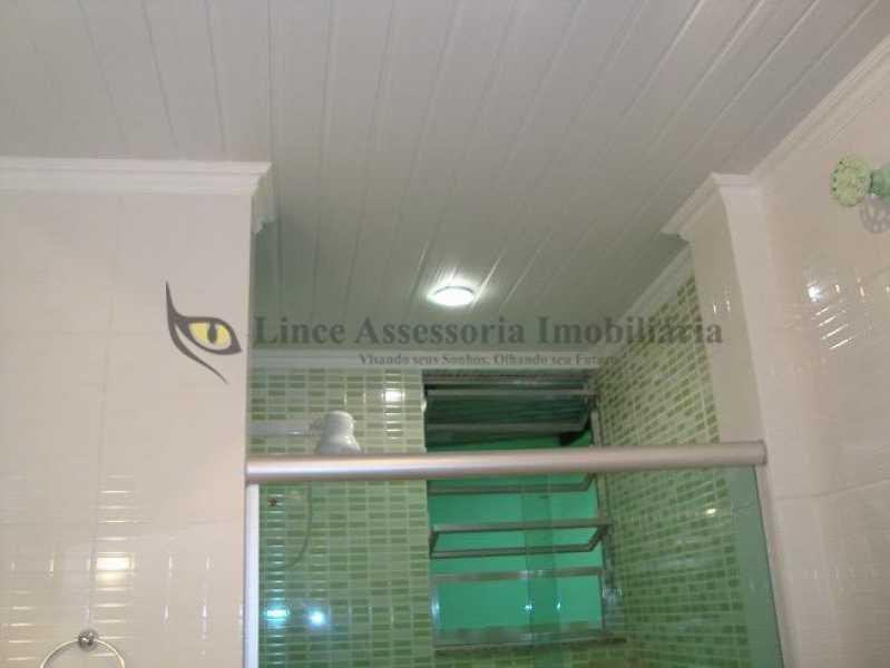 Banheiro social1.4 - Apartamento 3 quartos à venda Jacaré, Rio de Janeiro - R$ 230.000 - TAAP31400 - 12