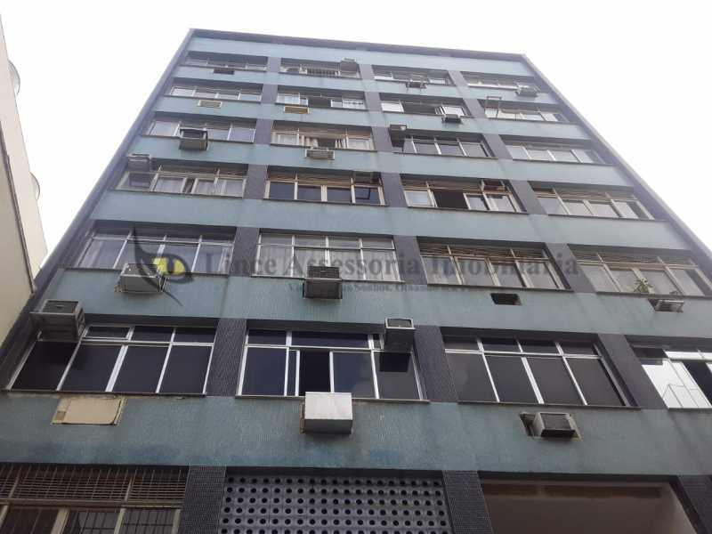 predio da galeria - Kitnet/Conjugado 18m² à venda Tijuca, Norte,Rio de Janeiro - R$ 145.000 - TAKI00093 - 4
