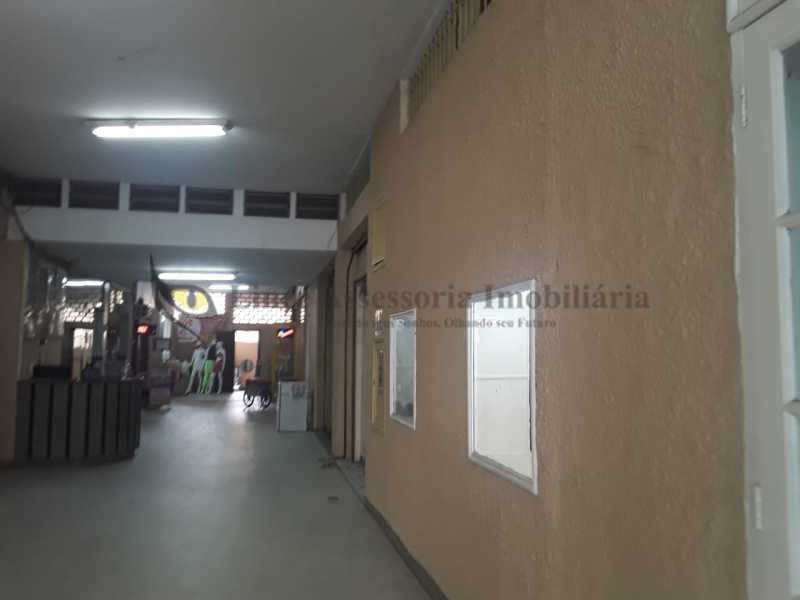 galeria do predio - Kitnet/Conjugado 18m² à venda Tijuca, Norte,Rio de Janeiro - R$ 145.000 - TAKI00093 - 5