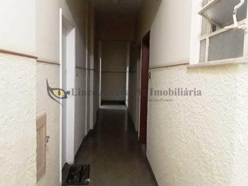 corredor do apto - Kitnet/Conjugado 18m² à venda Tijuca, Norte,Rio de Janeiro - R$ 145.000 - TAKI00093 - 8