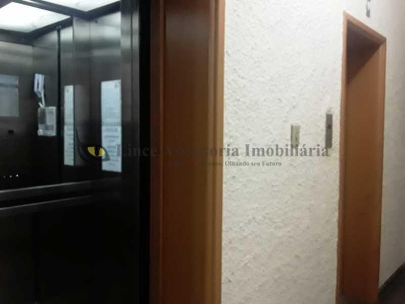 elevadores - Kitnet/Conjugado 18m² à venda Tijuca, Norte,Rio de Janeiro - R$ 145.000 - TAKI00093 - 10