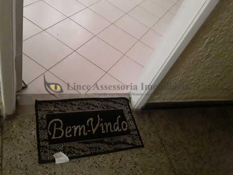 porta de entrada  - Kitnet/Conjugado 18m² à venda Tijuca, Norte,Rio de Janeiro - R$ 145.000 - TAKI00093 - 12
