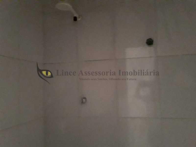 banheiro - Kitnet/Conjugado 18m² à venda Tijuca, Norte,Rio de Janeiro - R$ 145.000 - TAKI00093 - 16