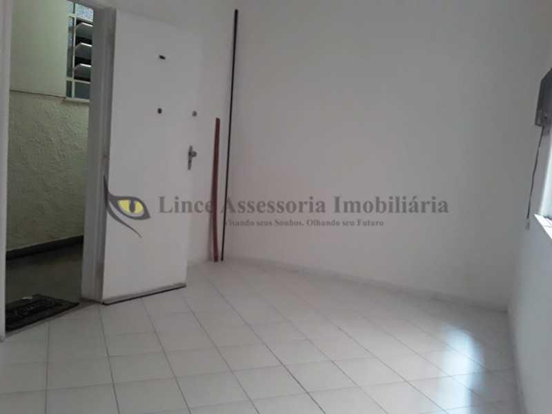 sala e quarto conjugados foto  - Kitnet/Conjugado 18m² à venda Tijuca, Norte,Rio de Janeiro - R$ 145.000 - TAKI00093 - 21