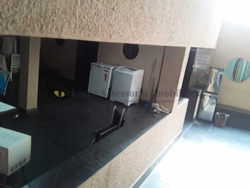 area externa do condominio nod - Kitnet/Conjugado 18m² à venda Tijuca, Norte,Rio de Janeiro - R$ 145.000 - TAKI00093 - 26