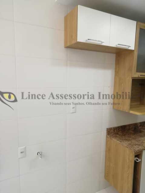 27 - Apartamento 1 quarto à venda Vila Isabel, Norte,Rio de Janeiro - R$ 350.000 - TAAP10493 - 25