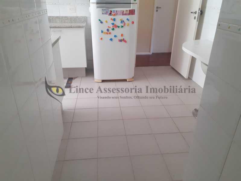 Cozinha - Apartamento 4 quartos à venda Laranjeiras, Sul,Rio de Janeiro - R$ 1.600.000 - TAAP40186 - 25