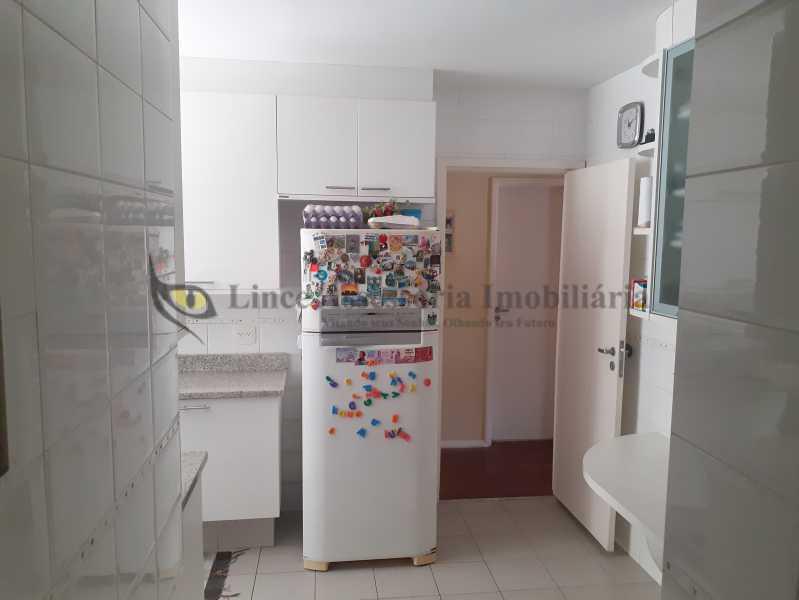 Cozinha - Apartamento 4 quartos à venda Laranjeiras, Sul,Rio de Janeiro - R$ 1.600.000 - TAAP40186 - 26