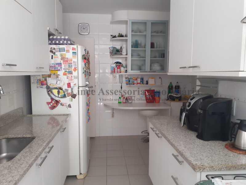 Cozinha - Apartamento 4 quartos à venda Laranjeiras, Sul,Rio de Janeiro - R$ 1.600.000 - TAAP40186 - 23