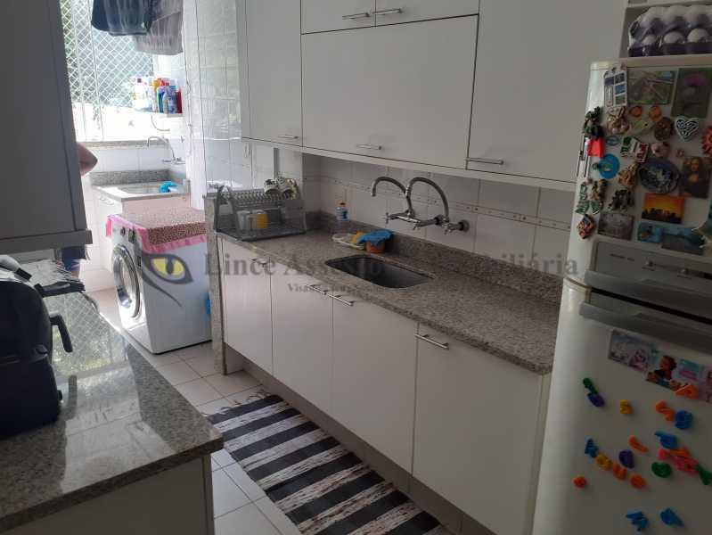 Cozinha - Apartamento 4 quartos à venda Laranjeiras, Sul,Rio de Janeiro - R$ 1.600.000 - TAAP40186 - 24