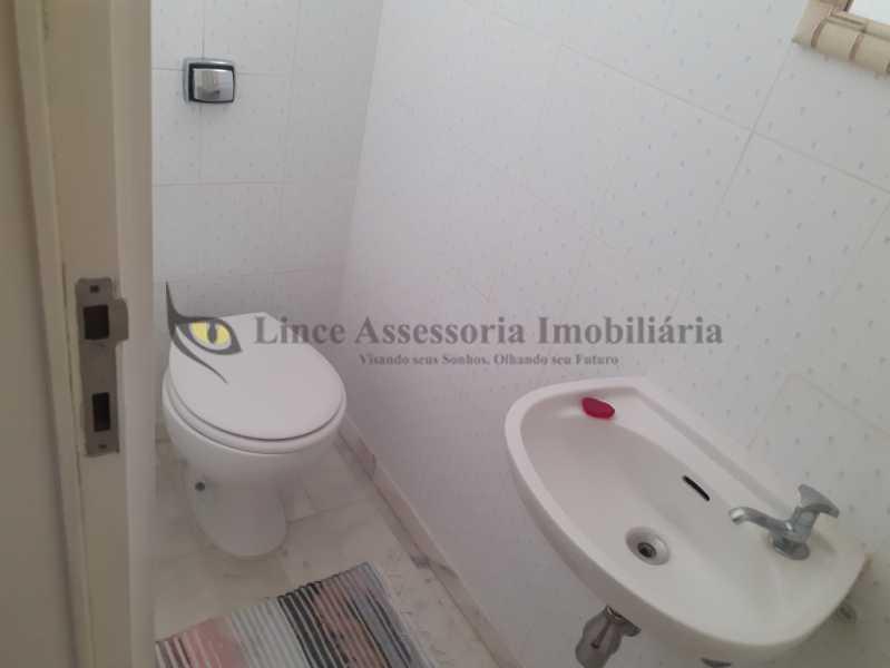 Lavabo - Apartamento 4 quartos à venda Laranjeiras, Sul,Rio de Janeiro - R$ 1.600.000 - TAAP40186 - 20