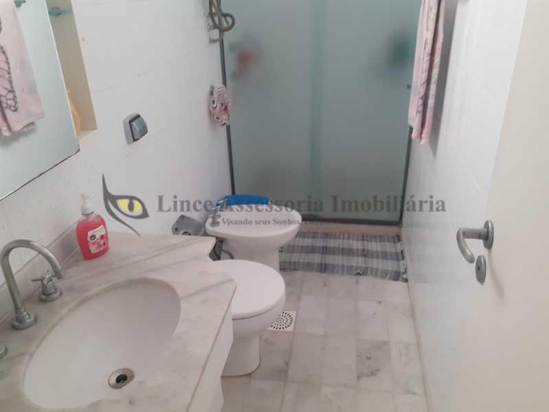 Banheiro - Apartamento 4 quartos à venda Laranjeiras, Sul,Rio de Janeiro - R$ 1.600.000 - TAAP40186 - 21