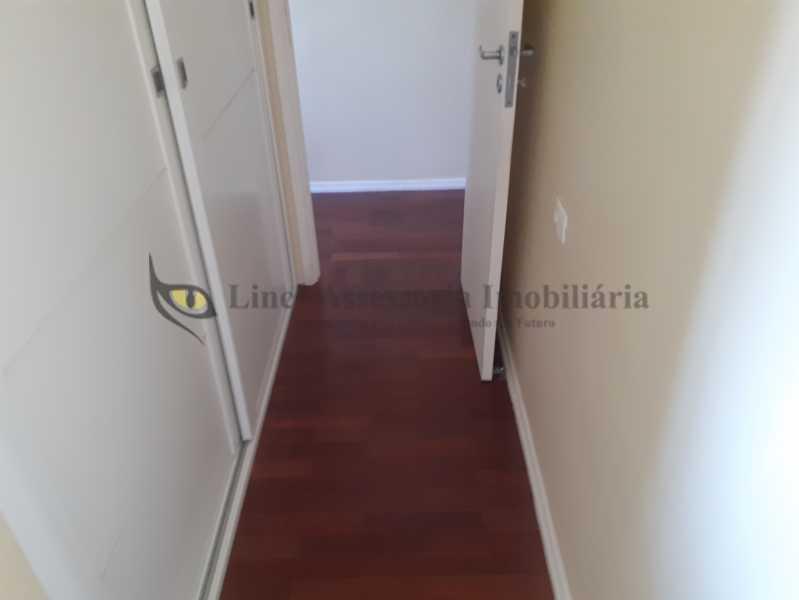 Circulação - Apartamento 4 quartos à venda Laranjeiras, Sul,Rio de Janeiro - R$ 1.600.000 - TAAP40186 - 8
