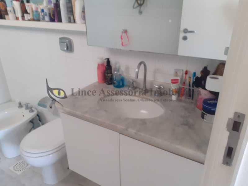 Banheiro - Apartamento 4 quartos à venda Laranjeiras, Sul,Rio de Janeiro - R$ 1.600.000 - TAAP40186 - 22