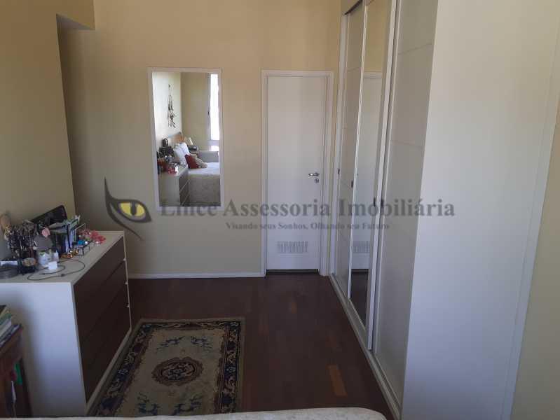 Quarto  - Apartamento 4 quartos à venda Laranjeiras, Sul,Rio de Janeiro - R$ 1.600.000 - TAAP40186 - 11