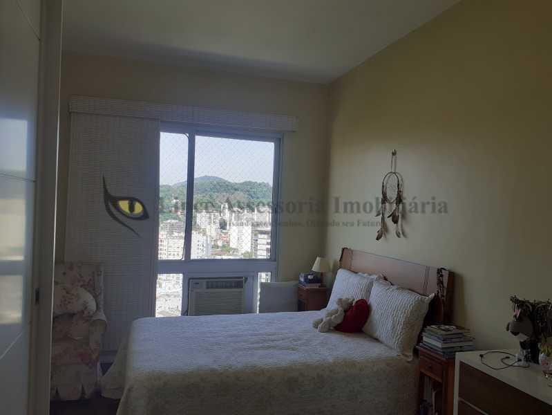 Quarto  - Apartamento 4 quartos à venda Laranjeiras, Sul,Rio de Janeiro - R$ 1.600.000 - TAAP40186 - 10