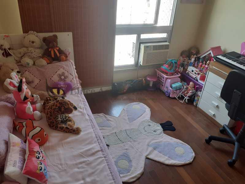 Quarto  - Apartamento 4 quartos à venda Laranjeiras, Sul,Rio de Janeiro - R$ 1.600.000 - TAAP40186 - 18
