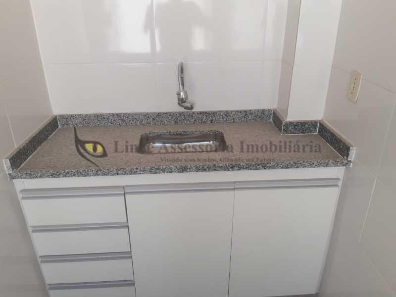 COZINHA - Cobertura 1 quarto à venda Maracanã, Norte,Rio de Janeiro - R$ 260.000 - TACO10004 - 12